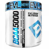 BCAA аминокислоты Evlution Nutrition BCAA 5000 (250 г)