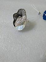 Серебряное женское кольцо Марион
