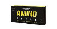 Аминокислоты BioTech AMINO Elite (120 капс)
