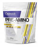Аминокислоты Ostrovit PRE-AMINO (400 г)