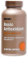 Антиоксидант GNC Basic Antioxidant (30 порций) (30 капс)