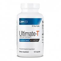 Бустер тестостерона USPLabs Ultimate-T (120 капс)