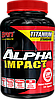 Бустер тестостерона SAN Alpha Impact (120 капс)
