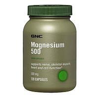 Витаминно-минеральный комплекс GNC Magnesium 500 (120 капс)