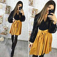 """Модное платье """" Кино """". Арт-8773/74"""