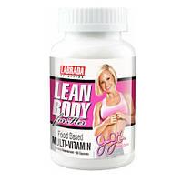 Витаминно-минеральный комплекс Labrada Jamie Eason Multi-Vitamin (60 капс)