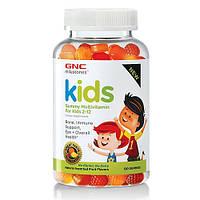 Витаминно-минеральный комплекс для детей GNCKids Multi Gummy (120 шт)