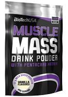Гейнер BioTech Muscle Mass (1 кг)