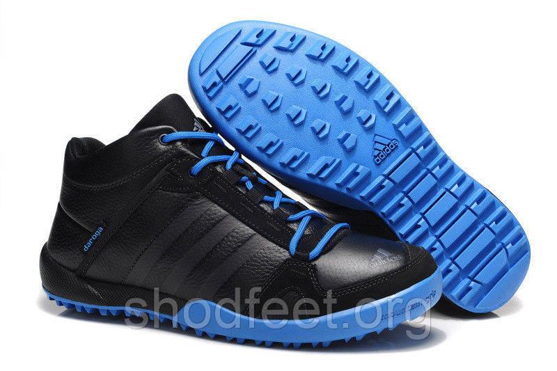 Adidas Daroga Black Blue High