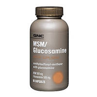 Препарат для восстановления суставов и связок GNC MSM/Glucosamine (90 капс)