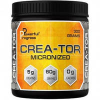Креатин Powerful Progress Crea-Tor Micronized (300 г)
