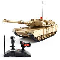Радиоуправляемый танк MIA2 ABRAMS Бесплатная доставка Укрпочтой