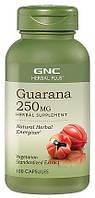 Спортивный энергетик GNC Guarana (100 капс) (102020) Фирменный товар!