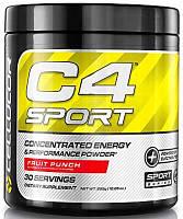 Предтренировочный комплекс Cellucor C4 Sport (30 порций) (285 г)