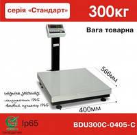 Весы товарные AXIS BDU300C-0405-С Стандарт со стойкой