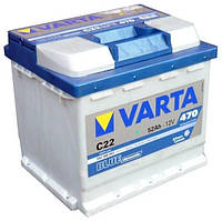 Аккумулятор Varta Blue Dynamic C22 52Ah 12V (552 400 047)