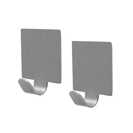 Набір квадратних вішалок на липучці 2шт AWD02091295