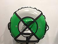 Тюбинг (ватрушка) для катания с горки 100 см диаметр материал ПВХ