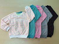 Джемперы для девочек Paty kids, детская одежда турция опт