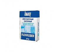Клей Knauf Flexkleber для облицовки керамической плиткой, 25 кг