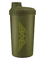 Шейкер Scitec Nutrition Muscle Army (700 ml темно-зелений)