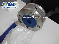 Запорная и трубопроводная арматура из нержавеющей стали (краны шаровые, отводы, заглушки, резьбы, фланцы)
