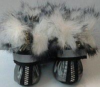 Ботинки для собак Зайка мини (3х4х7)