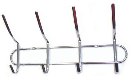 Вішалка настінна 4 гачка AWD02090621