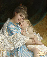 Мама с дочкой ТА-273