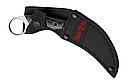 Нож керамбит нескладной 2534 MP в чехле, фото 2