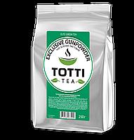 "Чай зеленый TОТТІ Tea ""Ексклюзив Ганпаудер"", 250г"