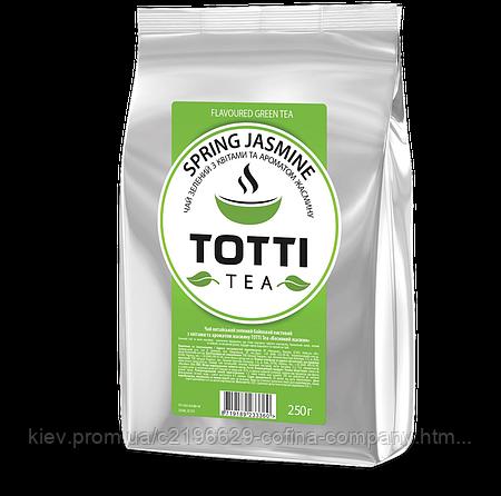 """""""Весенний Жасмин"""" зеленый чай TОТТІ Tea, 250г"""