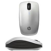 Беспроводная мышь hp wireless mouse z3200 natural silver для ноутбука (n4g84aa)