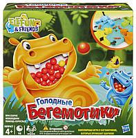 Настольная игра Голодные бегемотики Hasbro (98936)