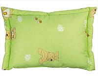 Подушка детская Руно Мишка с шаром салатовая