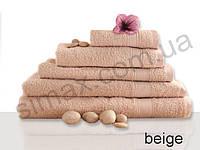 Полотенце махровое гладкокрашенное 70х140см