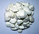 Галька мармур біла (10-25мм), фото 2