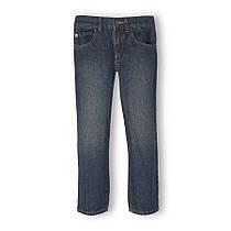 Джинсы классические для мальчиков 7, 8, 10 Basic Straight Jeans The Children's Place (СШA)