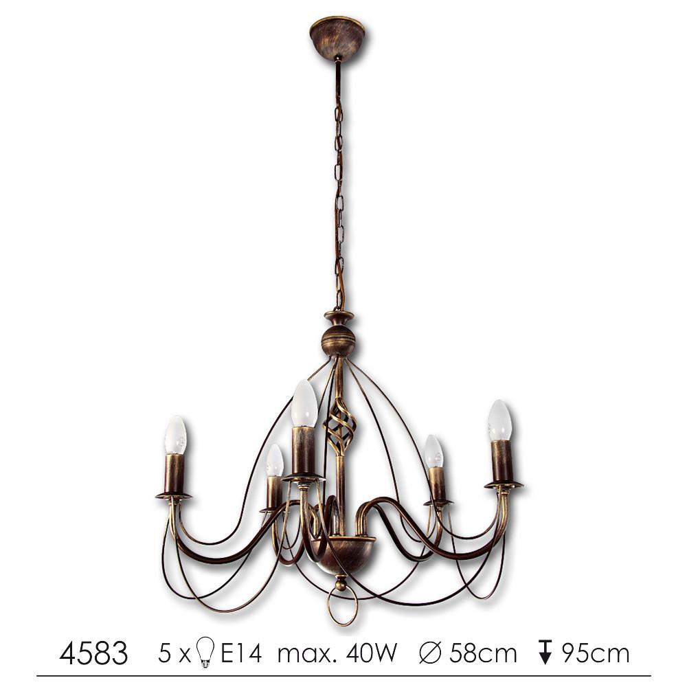 Люстра AVALON 4583Z (Lis)