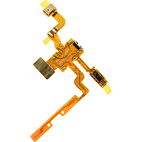 Шлейф с разъемом наушников и микрофоном для LG E610 Optimus L5 Original