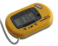 Цифровой термометр оранжевый (ct-2)
