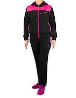 Теплый спортивный костюм флисовый - женский - трехнитка