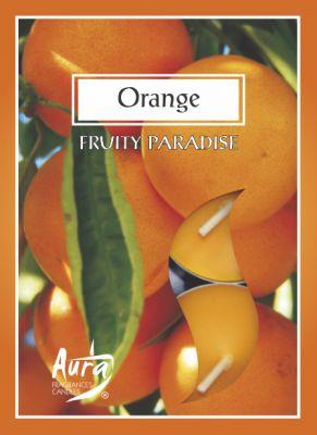 """Арома свечи """"Orange""""-6шт./упак"""