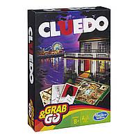 Настольная игра Клуэдо дорожная версия Hasbro (В0999) , фото 1