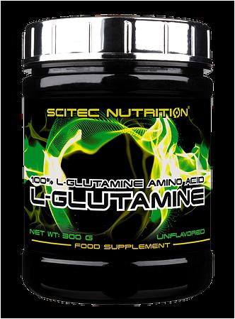 Scitec Nutrition L-Glutamine 300g