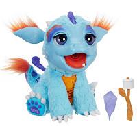 "Интерактивная игрушка FurReal Friends ""Дракоша"" (В5142), Hasbro США"