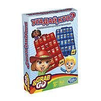 Настольная игра Угадай кто? дорожная версия Hasbro (В1204) , фото 1