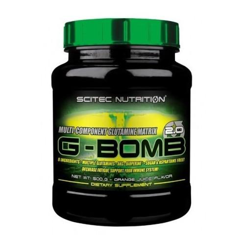 Scitec Nutrition G-Bomb 2.0 500g
