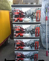 Комод пластиковый Лондон элиф