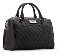 Женская сумка Mango черного цвета